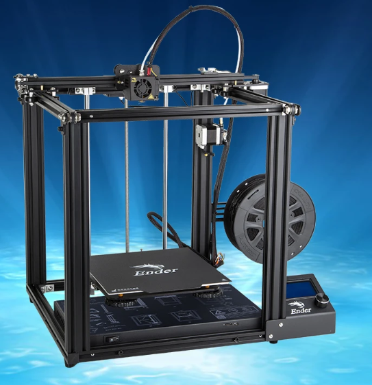 3Д штампач, модел Ender 5